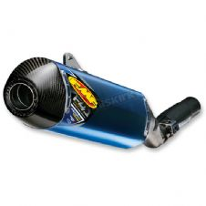 07-15 SX-F F4.1 RCT TI CARBON FMF 045561 FACTORY SILENCER CARBON END CAP